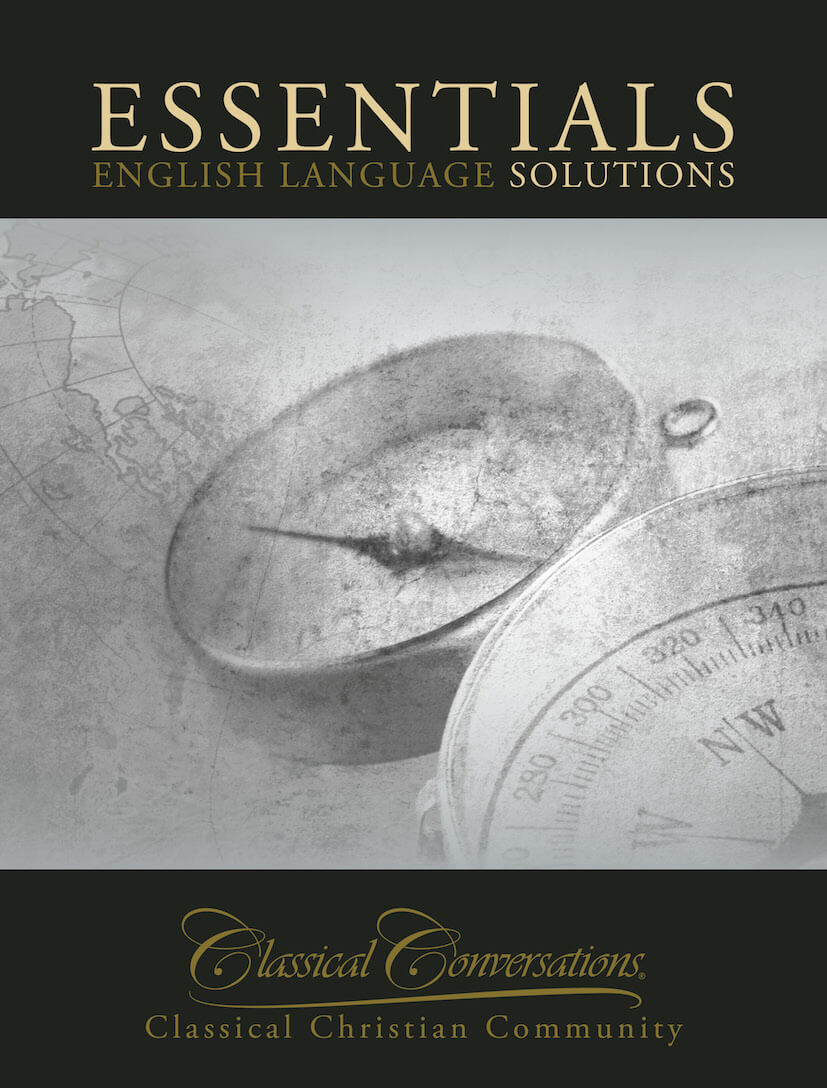 Essentials 5th ed Answer Key cover